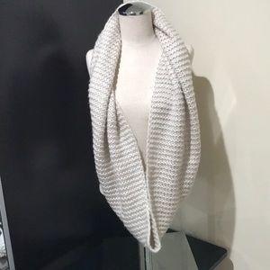 Knit Wrap/ Infinity Scarf